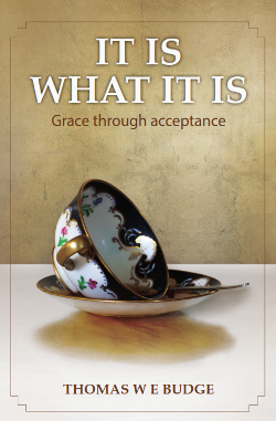 It Is What It Is, Grace through Acceptance - by Thomas W E Budge